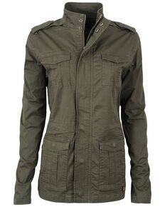 STS Ranchwear Women's Piper Jacket, Green, hi-res