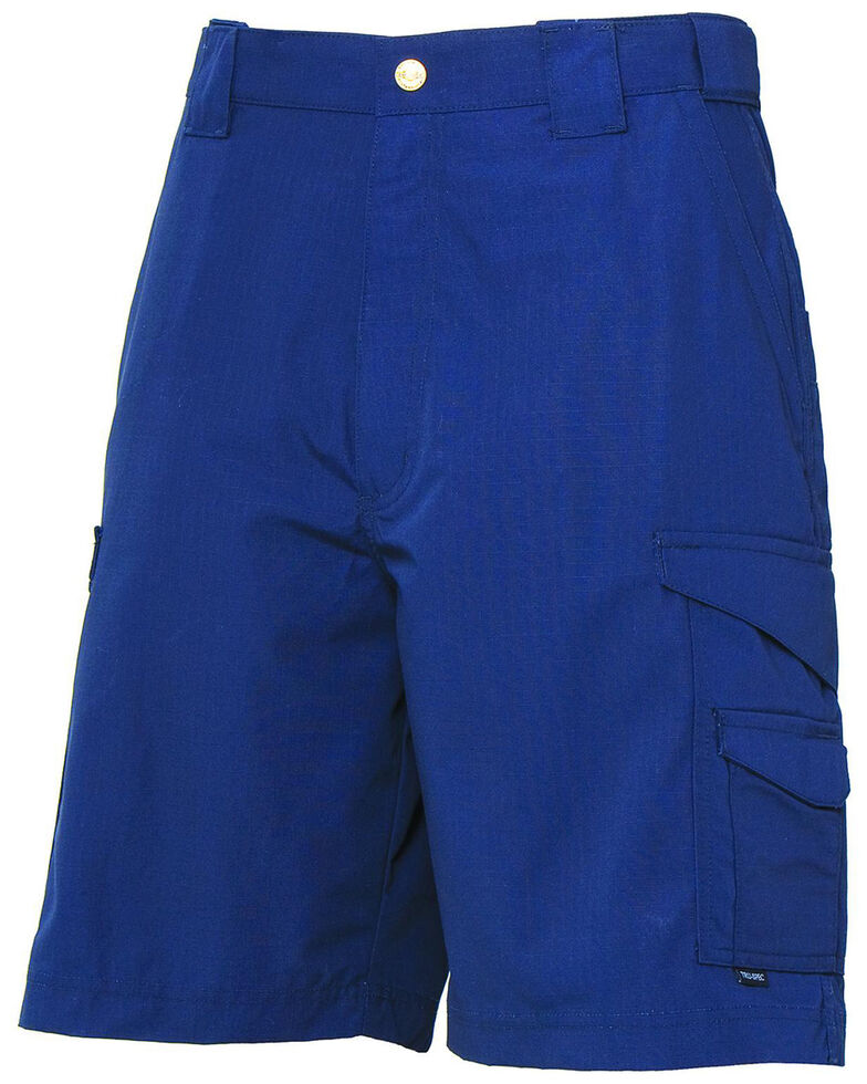Tru-Spec Men's 24-7 Series Shorts, Navy, hi-res