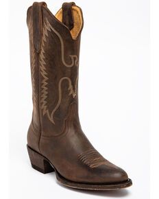 Idyllwind Women's Soaring Eagle Performance Western Boots - Round Toe, Brown, hi-res