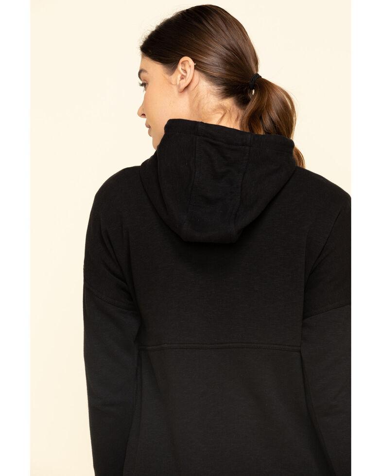 Carhartt Women's Black Newberry Hoodie , Black, hi-res