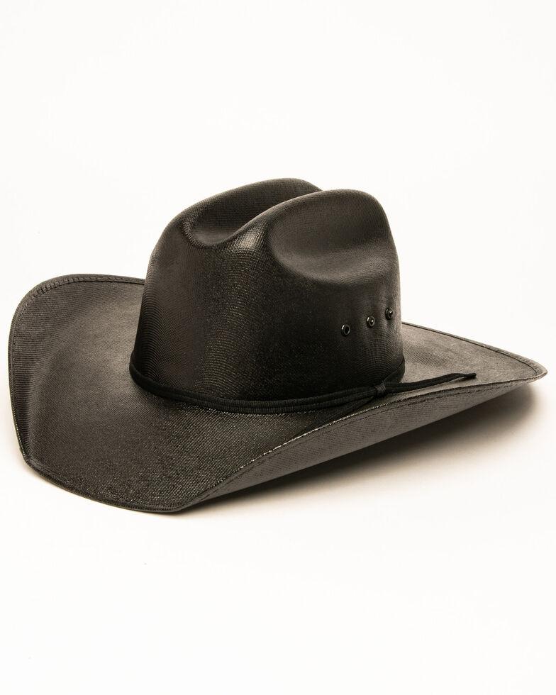 Cody James Boys' Cattleman Cowboy Hat, Black, hi-res