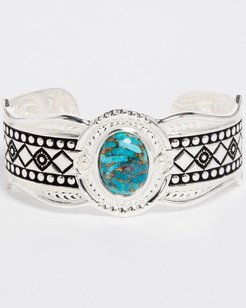 Montana Silversmiths Women\'s Phases of the World Cuff Bracelet ...