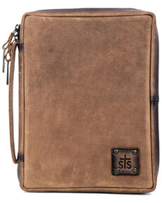 STS Ranchwear Tornado Bible Cover, Brown, hi-res