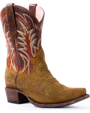 Junk Gypsy by Lane Women's Dirt Road Dreamer Western Boots, Honey, hi-res