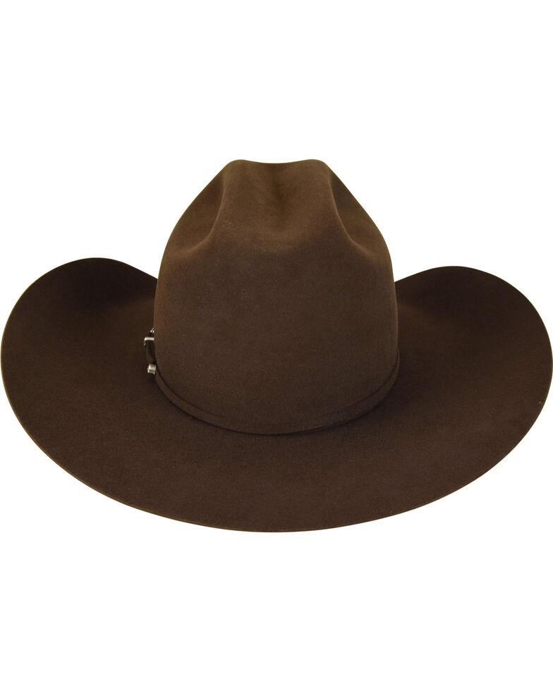 1a76b00067d Bailey Men s Brown Pro 5X Wool Felt Cowboy Hat