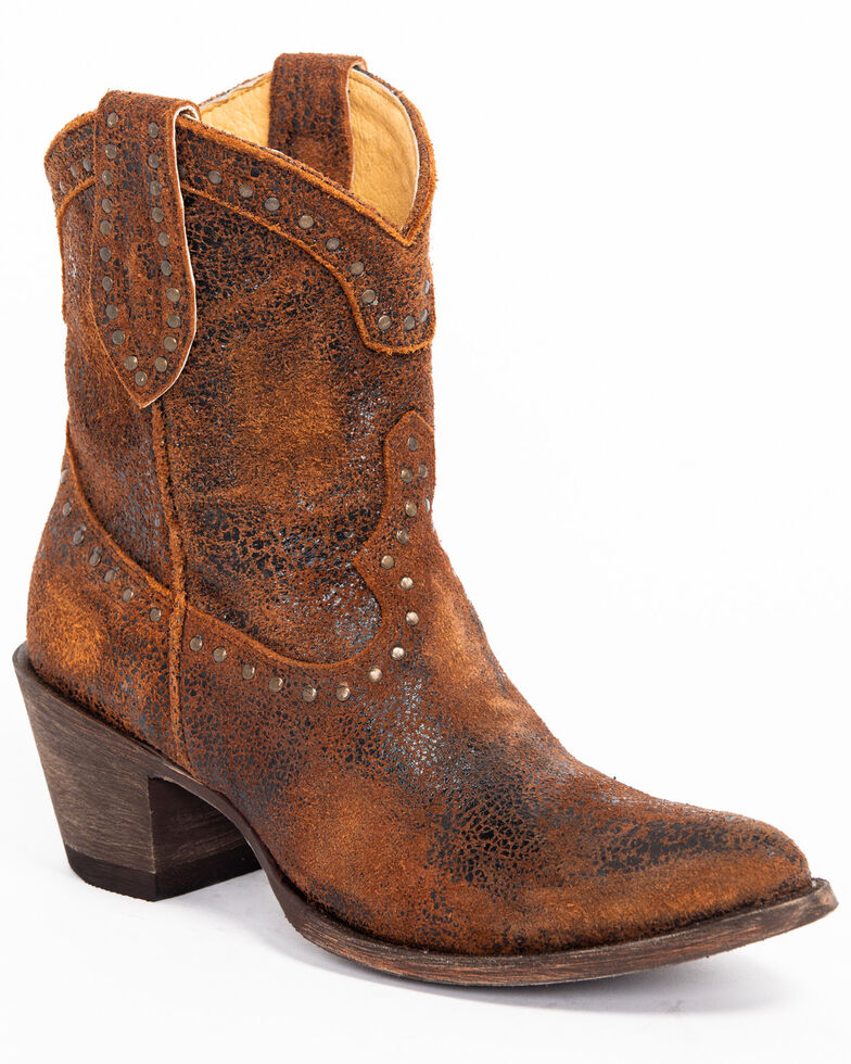 ab81b953a62 Idyllwind Women's Two Step Western Booties - Pointed Toe