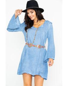 7410366e1f15 Wrangler Women s Western Tunic Solid Dress