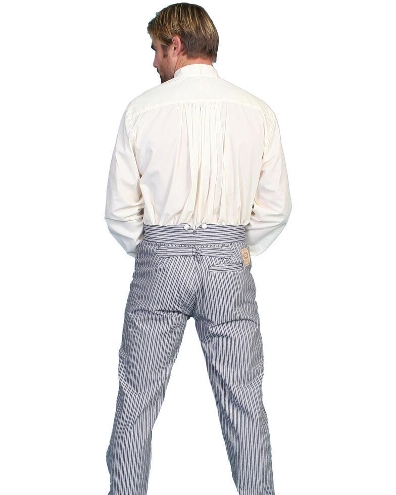 Scully Men's Striped Pants, Black, hi-res