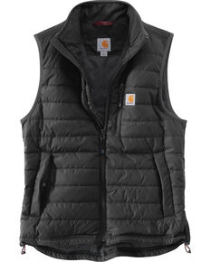 Carhartt Men's Gilliam Vest, Black, hi-res