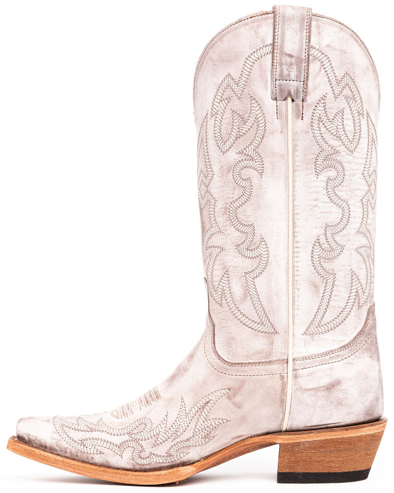 Shyanne Women's Aisley Western Boots - Snip Toe, Brown, hi-res