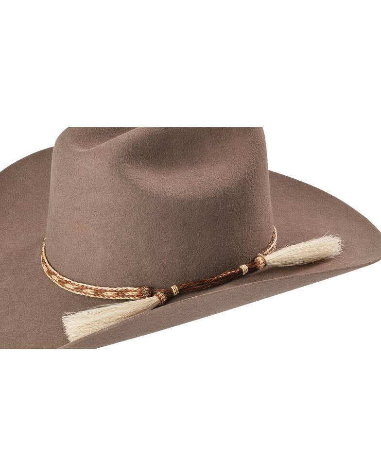 Cody James Men's Braided Horsehair Hat Band