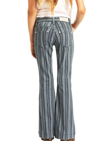Rock & Roll Cowgirl Girls' Stripe Trousers, Multi, hi-res