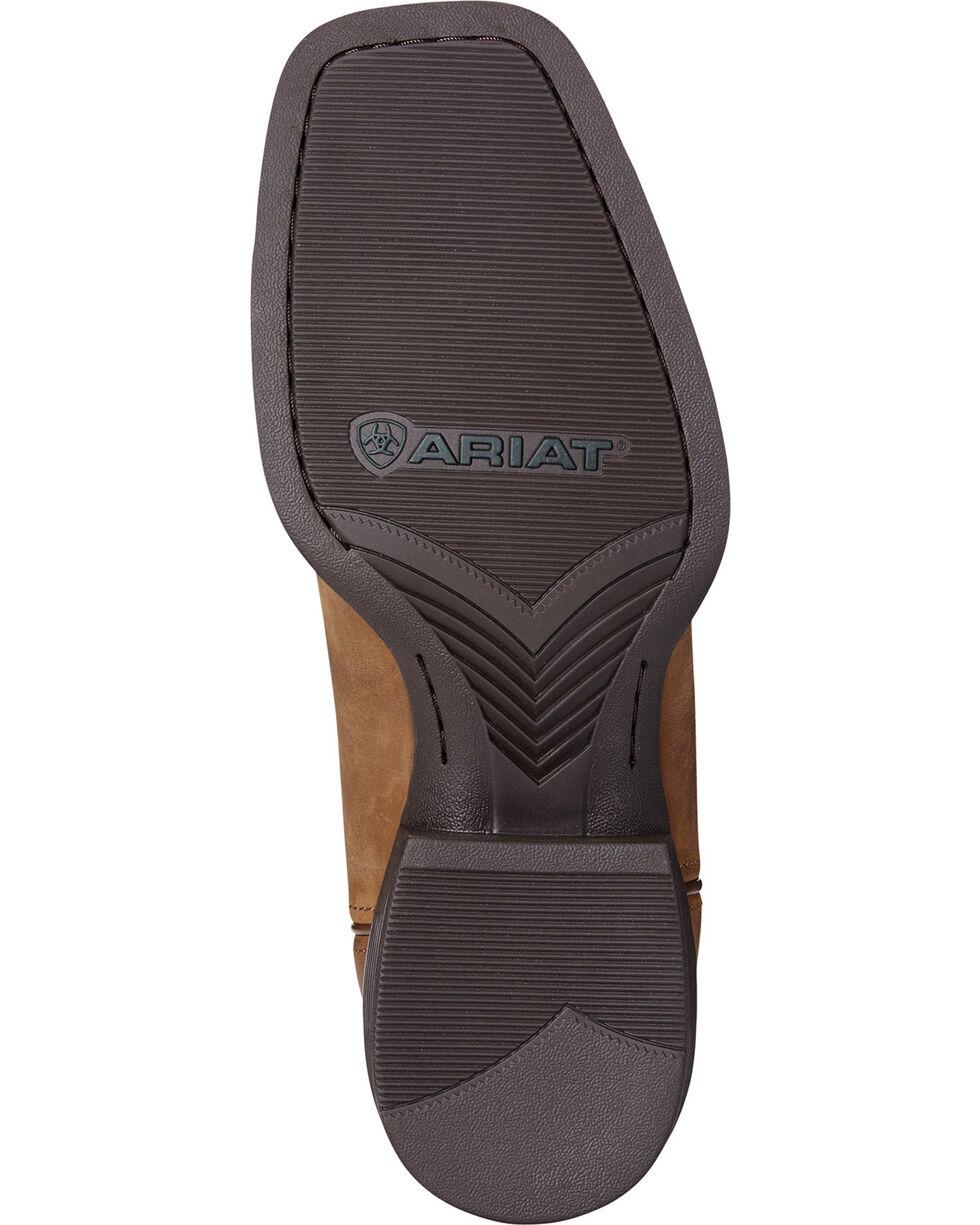 Ariat Men's Tan Sport Stonewall Western Boots - Square Toe , Tan, hi-res