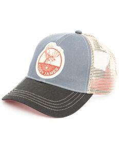 9611647d53396 Cody James Men s Denim Deer Patch Cap