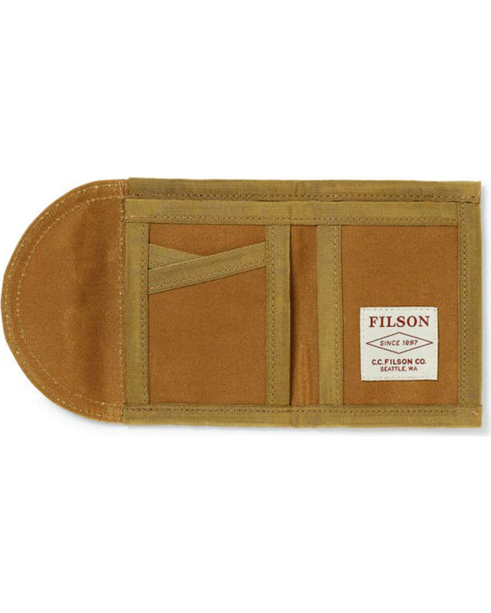 Filson Tin Cloth Smokyjumper Wallet , , hi-res