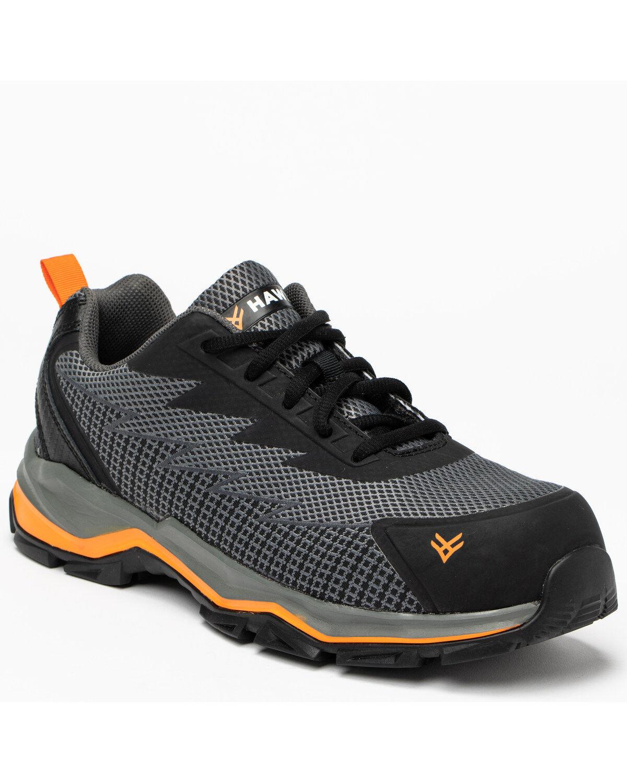 Hawx Men's Athletic Sneaker Work Boots