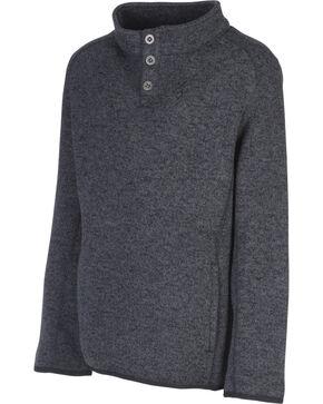 Browning Boys' Black Gilson Sweater, Black, hi-res