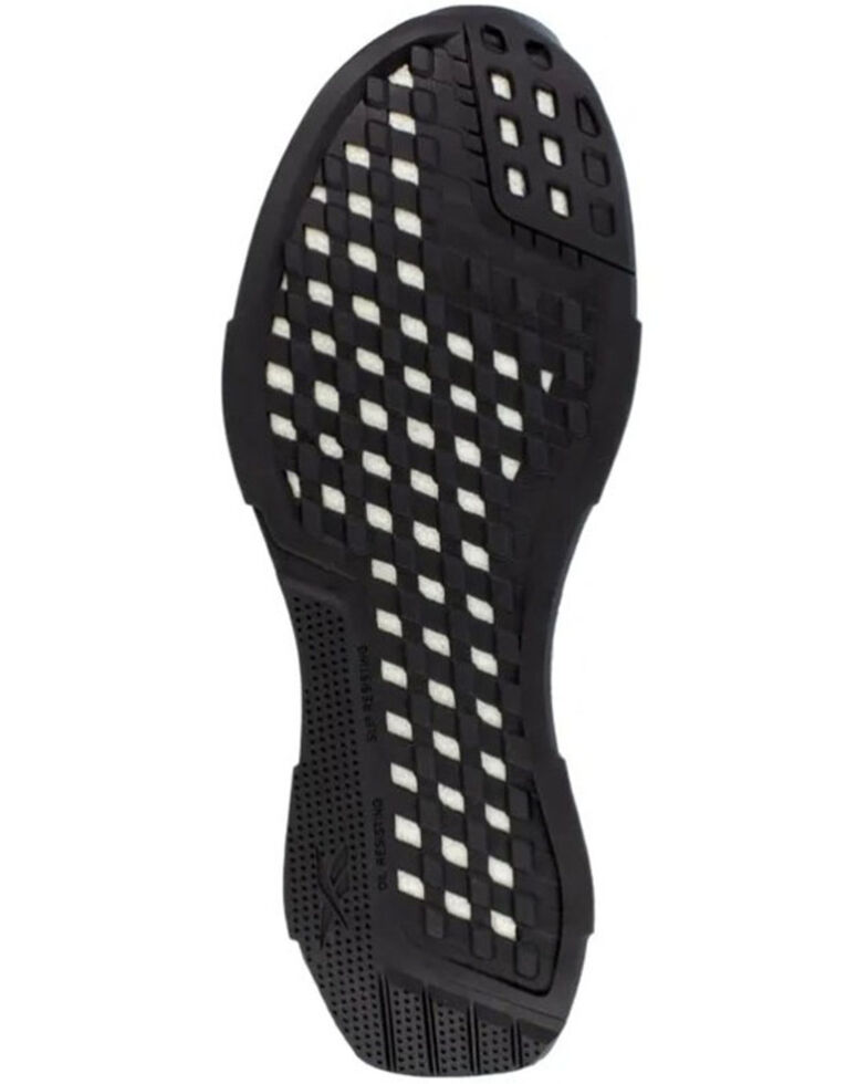 Reebok Men's Black Fusion Formidable Work Shoes - Composite Toe, Black, hi-res