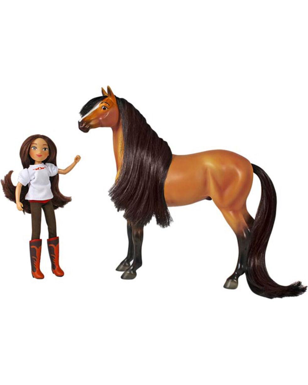 Breyer Spirit and Lucky Toy Set, No Color, hi-res