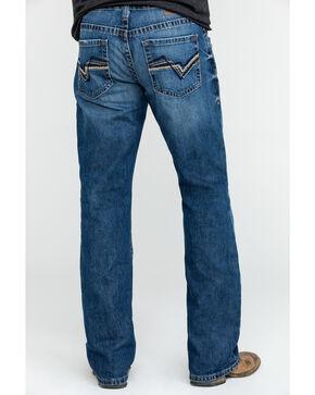 Ariat Men's M4 Midway Low Rise Boot Jeans , Indigo, hi-res