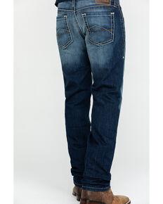 Ariat Men's M8 Modern Champ Tek Stretch Slim Straight Jeans , Blue, hi-res