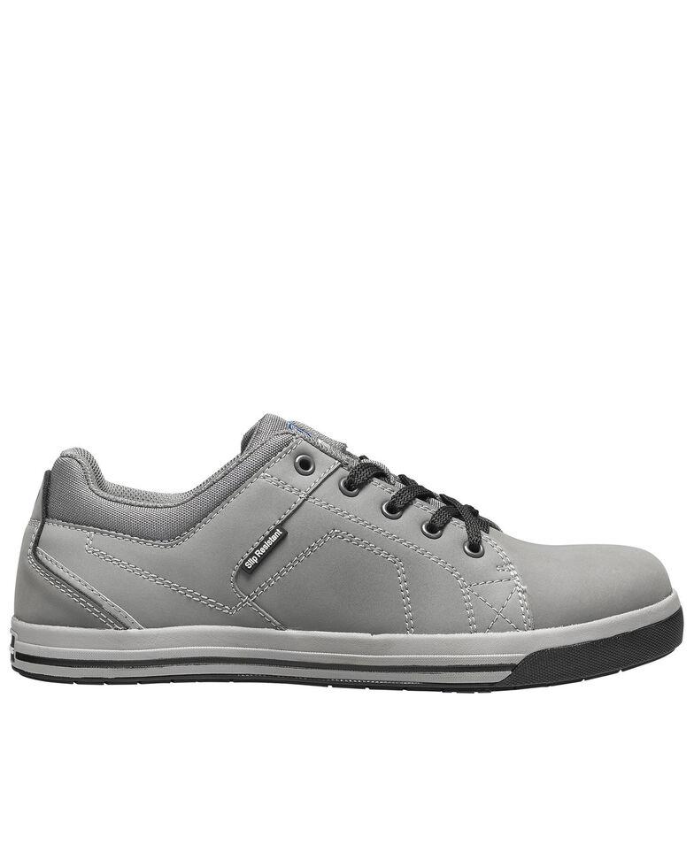 Nautilus Men's Westside Work Shoes - Steel Toe, Black, hi-res
