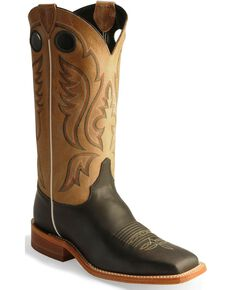 947779c5bf19 Justin Men s Bent Rail Collection Western Boots