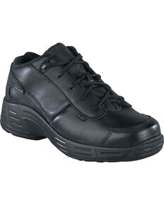 Reebok Men's Postal TCT Mid-High Oxford Shoes - USPS Approved, Black, hi-res