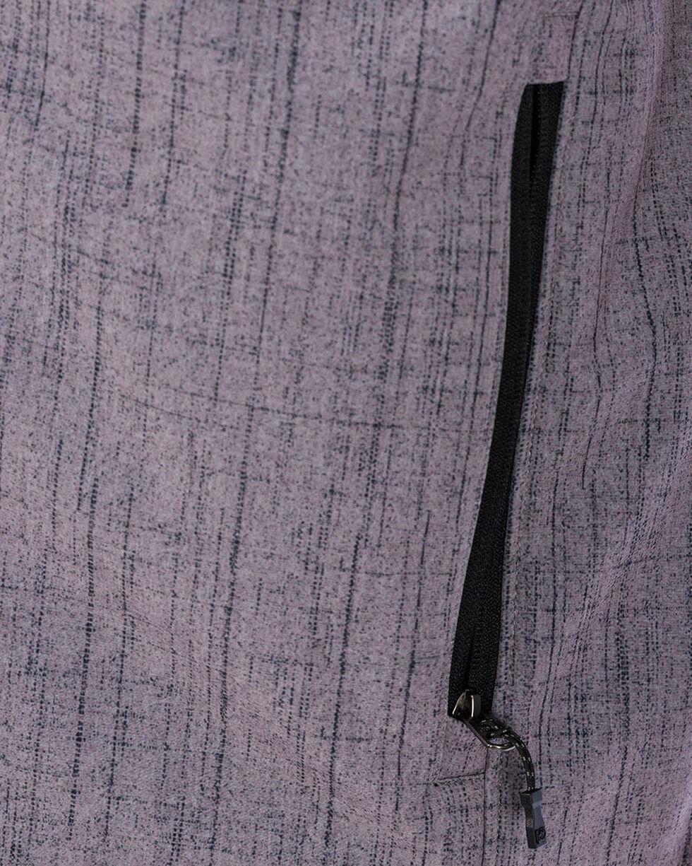 Cinch Men's Pieced Bonded Jacket, Burgundy, hi-res