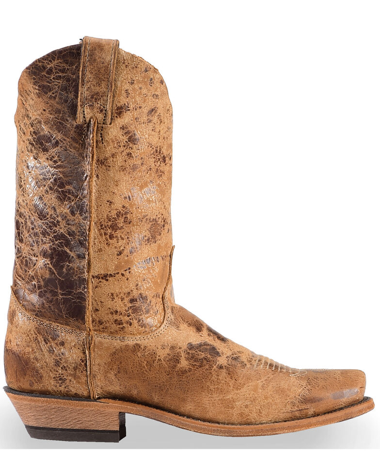 c7a4b941c89 Justin Men's Bent Rail Western Boots