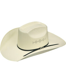 Twister Men's Ivory Shantung Added Money 8X Hat, Ivory, hi-res
