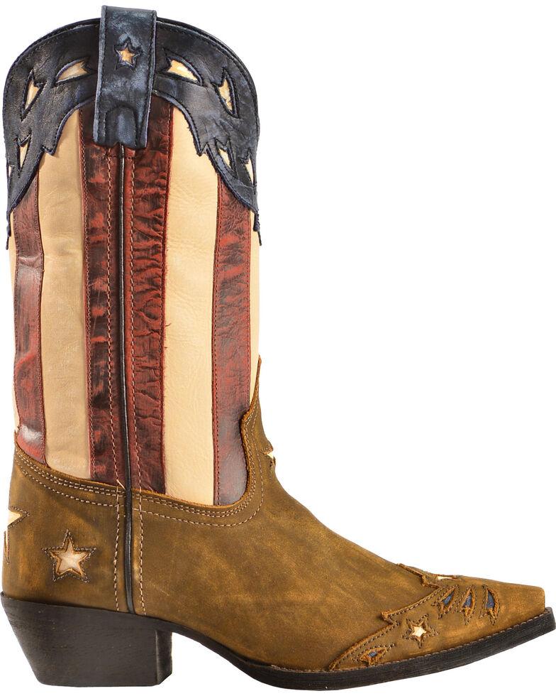 Laredo Women's Keyes Fashion Boots, Tan, hi-res