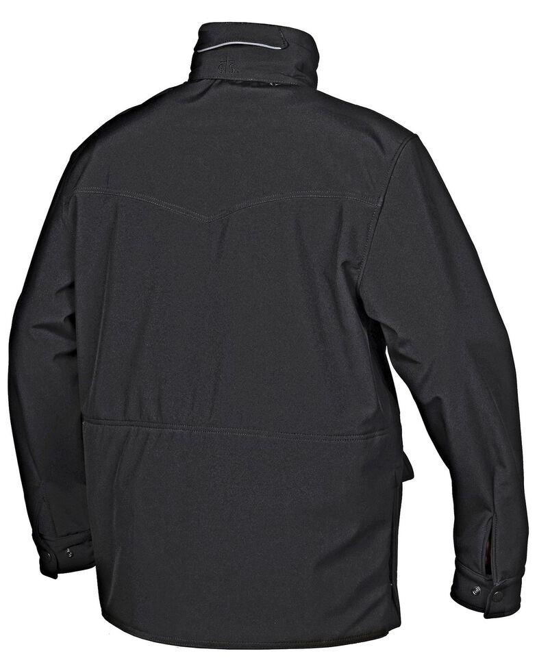 STS Ranchwear Men's Brazos Black Jacket - Big & Tall, Black, hi-res