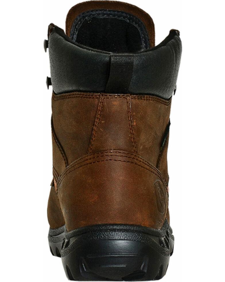 John Deere® Women's Met Guard Work Boots, Brown, hi-res