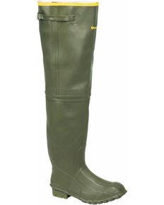 LaCrosse Men's ZXT Irrigation Work Boots, Olive Green, hi-res