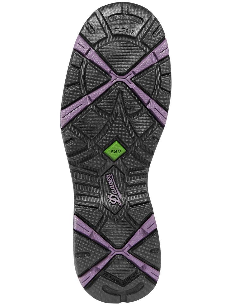 Danner Women's Gray Springfield Low Shoes - Composite Toe, Multi, hi-res