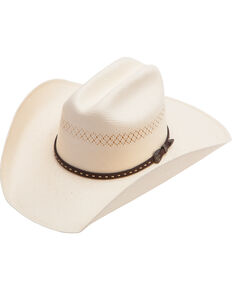 Cody James Men s Vented Straw Cowboy Hat 2e0c5968cad1
