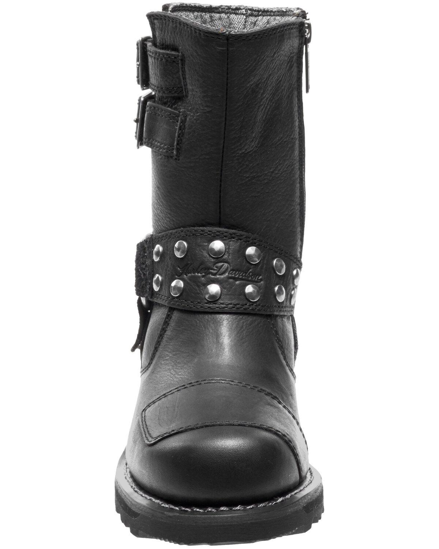 Marmora Moto Boots - Round Toe   Boot Barn