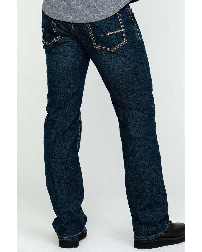 Ariat Men S Rebar M4 Low Rise Boot Cut Jeans Boot Barn