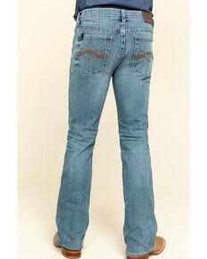 Cody James Core Men's Scorline Performance Stretch Slim Bootcut Jeans , Blue, hi-res