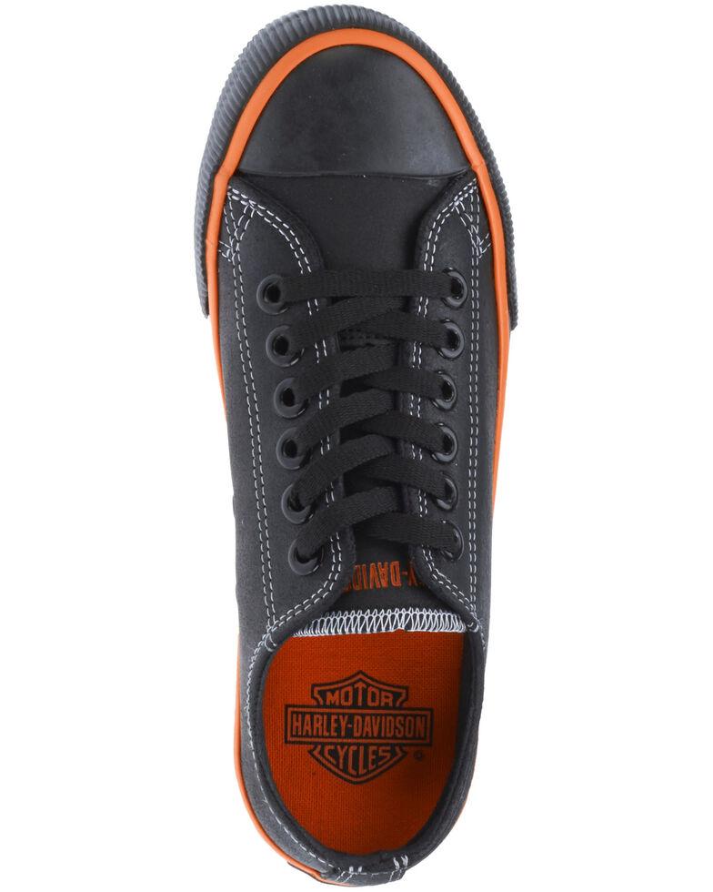 Harley Davidson Women's Zia Moto Shoes, Black, hi-res