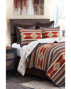 HiEnd Accents Del Sol Quilt Set - King Size, Multi, hi-res