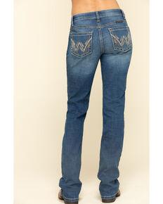 Wrangler Women's Shiloh Abigail Bootcut Riding Jeans, Blue, hi-res