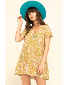Show Me Your Mumu Women's Cia Mini Dress, Multi, hi-res