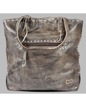 Bed Stu Women's Dark Brown Barra Tote , Dark Brown, hi-res