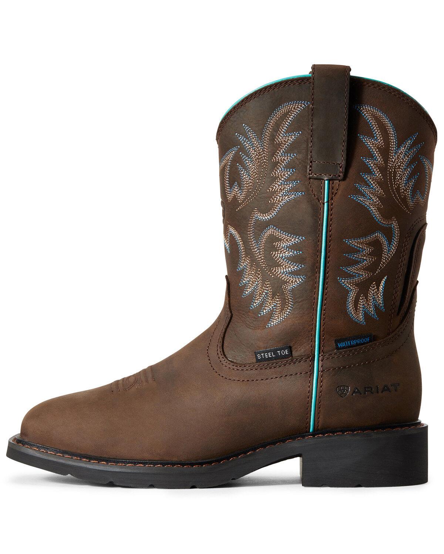 cowboy waterproof boots