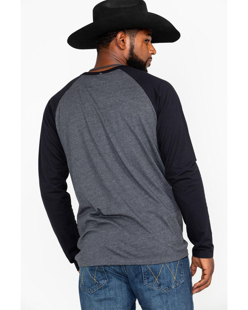 Cody James Men's Western Traditional Eagle Graphic Baseball Shirt , , hi-res