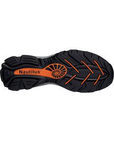 Nautilus Men's Steel Toe Work Shoes, Grey, hi-res