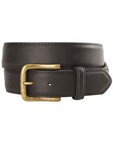 Cody James Men's Classic Genuine Leather Belt, Black, hi-res