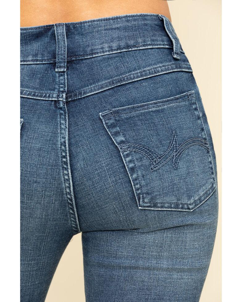 Wrangler Women's Medium Hanna Skinny Jeans, Blue, hi-res